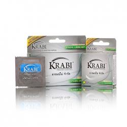 Bao cao su siêu mỏng Krabi Ultrathin Premium
