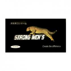 Bao cao su Strong Men's Nhật Bản Hộp 12 cái