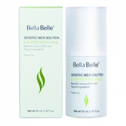 Kem dưỡng trắng da vùng nhạy cảm Bella Belle Sensitive Areas Repair Lightening Cream 80ml