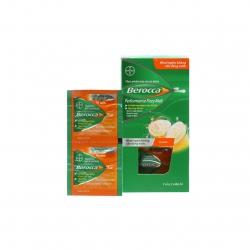 Berocca viên ngậm Vitamin C 250mg, 7 vỉ × 2 viên/vỉ