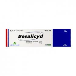 Besalicyd Agimexpharm 15g