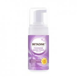 Dung dịch bảo vệ dịu nhẹ Betadine Feminine Wash 100ml