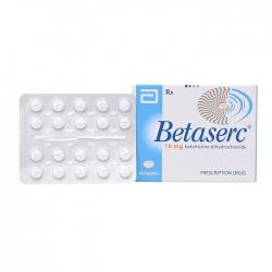 Thuốc Betaserc 16mg , Hộp 60 viên