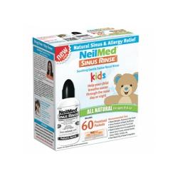 Bình rửa mũi NeilMed Sinus Rinse + 60 gói muối