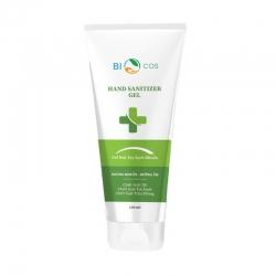 Gel rửa ray sạch khuẩn dưỡng ẩm Biocos Hand Sanitizer Gel, Tuýt 120ml