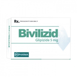 Bivilizid 5mg BV Pharma 10 vỉ x 10 viên