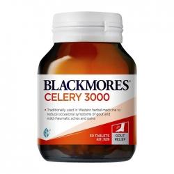 Blackmores Celery 3000 giúp phòng ngừa Gout 50 Viên