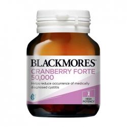 Viên uống Blackmores Cranberry Forte 50000mg 30 Viên