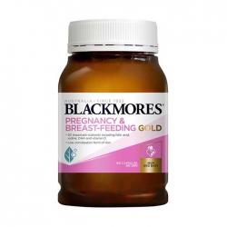 Blackmores Pregnancy Gold Vitamin bà bầu, Chai 180 viên