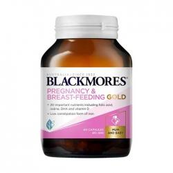 Blackmores Pregnancy Gold, Chai 60 viên