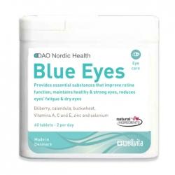 DAO Nordic Health Bule Eyes, Hộp 60 viên