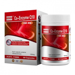 Bổ tim mạch Costar Co-enzyme Q10 150mg Hộp 60 viên