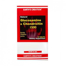 Bổ xương khớp Earth's Creation Glucosamine Chondroitin 1500