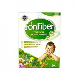 Bột bổ sung chất xơ, giảm táo bón Lafon Fon Fiber 20 gói