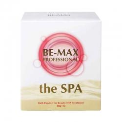 Bột tắm trắng Be-Max The Spa Bath Powder, Hộp 12 gói