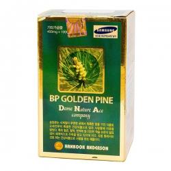 Tinh Dầu thông đỏ BP Golden Pine, Hộp 100 viên