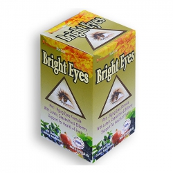 Viên bổ mắt Bright Eye Vitamins For Life, Hộp 60 viên