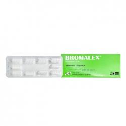 Thuốc ngủ Bromalex Bromazepam 6mg, Hộp 30 viên