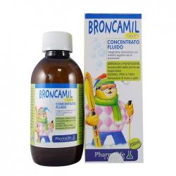 Tpbvsk hỗ trợ trị ho cho bé 3 trong 1 Broncamil Bimbi, Chai 200ml