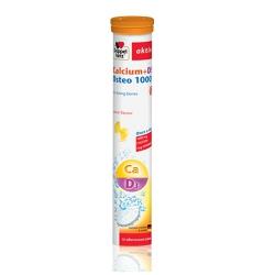 Doppelherz Calcium + D3 Osteo 1000 bổ sung Canxi Vitamin D3