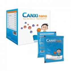 Canxi Nano Cốm giúp xương chắc khỏe thúc đẩy chiều cao