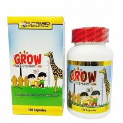 Viên uống Grow Tall & Smart + DHA hỗ trợ trẻ cao lớn