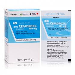 Thuốc kháng sinh Imexpharm Cefadroxil 250mg, Hộp 12 gói