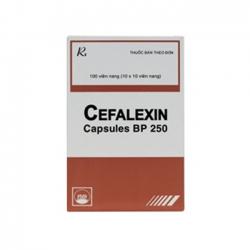 Cefalexin Capsule BP 250 - Cephalexin 250 mg