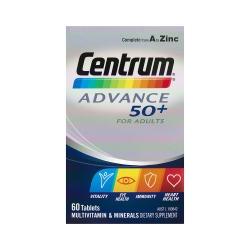 Centrum Advance For Adults 50+, Hộp 60 viên
