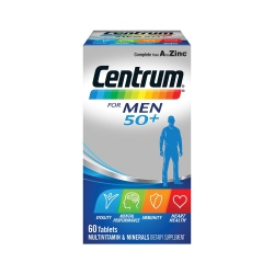 Centrum Advance For Men 50+ , Hộp 60 viên