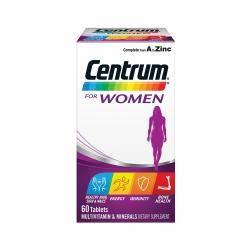 Centrum For Women, Hộp 60 viên