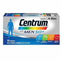 Centrum For Men 50+ Hộp 90 viên