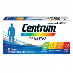 Centrum For Men, Hộp 90 viên