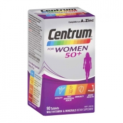 Centrum For Women 50+, Hộp 90 viên