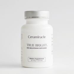 Viên uống trắng da tăng cường Ceramiracle True Bright   Hộp 30 viên