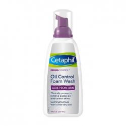 Sữa rửa mặt Cetaphil Dermacontrol Oil Control Foam Wash 237ml