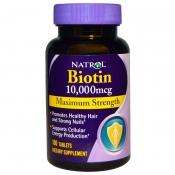 Chia sẻ Biotin là gì ? Biotin uống có tăng cân hay không?