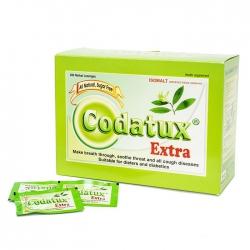 Viên ngậm giảm ho Codatux Extra, Hộp 200 viên