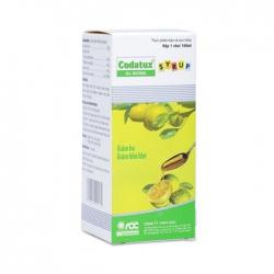 Thuốc Codatux Syrup, Chai 100ml