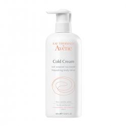 Kem dưỡng thể da khô và nhạy cảm Avene Cold Cream Nourishing Body Lotion 200ml