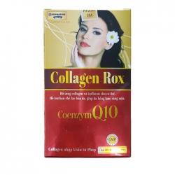 Tpbvsk Collagen Rox Coenzym Q10, Hộp 60 viên (Nang cứng)