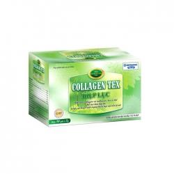 Tpbvsk Collagen Tex diệp lục giúp làm đẹp da và cân bằng nội tiết tố nữ, Hộp 30 gói