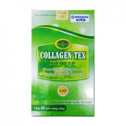Tpbvsk Collagen Tex Diệp lục, Hộp 60 viên