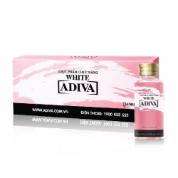 Collagen White Adiva trắng da chống nắng 2 in 1
