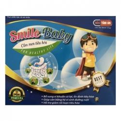 Cốm men tiêu hóa Smile Baby giúp ổn định tiêu hóa cho trẻ