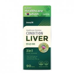 Condition Liver Inno.N 90 viên - Tăng cường chức năng gan