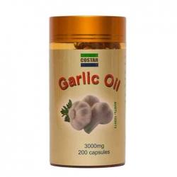 Viên uống tinh dầu tỏi Costar Garlic Oil 3000mg