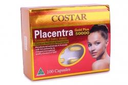Nhau thai cừu Costar Placenta Essence Of Baby Sheep Gold Plus 50000mg
