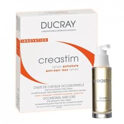 Dung dịch ngăn rụng tóc và kích thích mọc tóc Ducray Creastim Lotion 2x30ml