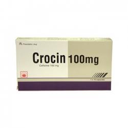 Crocin 100 - Cefixim 100 mg